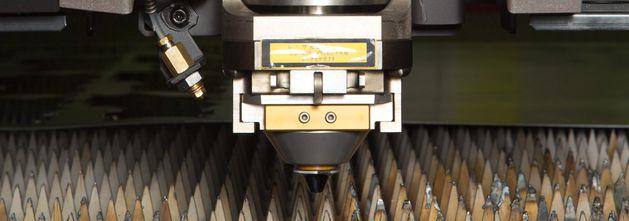 Senzorová řezací hlava - Laser LCG 3015
